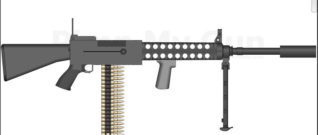 Bodan & Adams Firearms Co  MG44 | Pimp My Gun Wiki | FANDOM powered