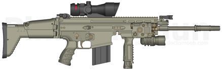 SCAR-L Custom
