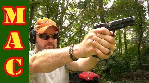 P35 Browning Hi-Power - A Military Classic