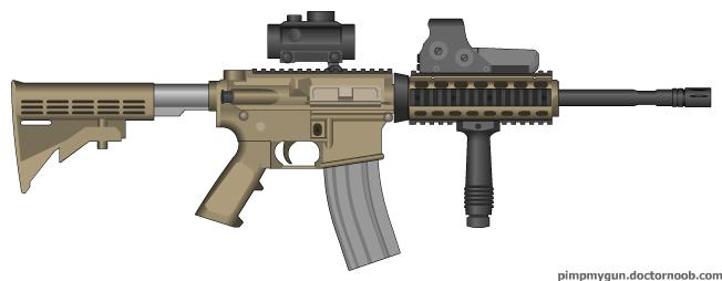 M4a1 invasion