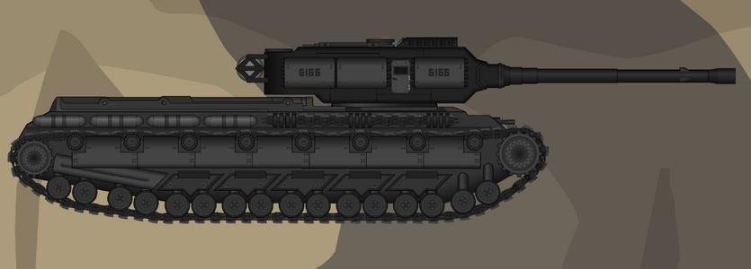 Varrenking Heavy - Late Prototype Presentation Model