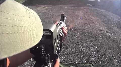 Colt Canada SA15.7 Glock 17 3- Gun Drills