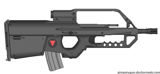 K-Systems E-BAR (Enhanced Bullpup Automatic Rifle) Standard NEW