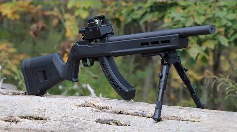 22 Target Tactical - Mods & Accessories