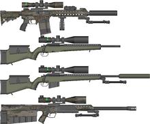 B3S Sniper