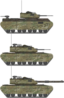 B3S Tanks 2019 Multi