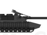 """M12 """"Avenger"""" MBT"""