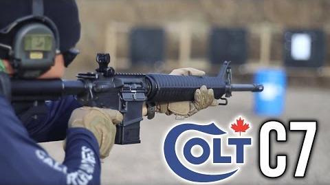Colt Canada SA20