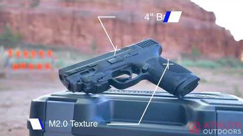 Examining the Smith & Wesson M&P M2