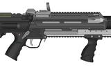 Gauss Rotary Combat Shotgun