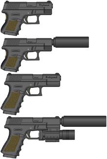 B3S Pistols