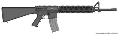 M16a5