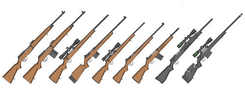Rickard Rifles