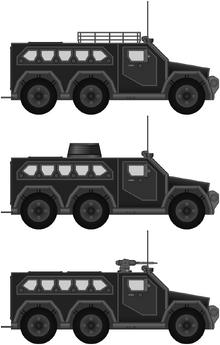 B3S SPF-MP-VII APC