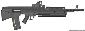 Stonefish MA-90 Carbine