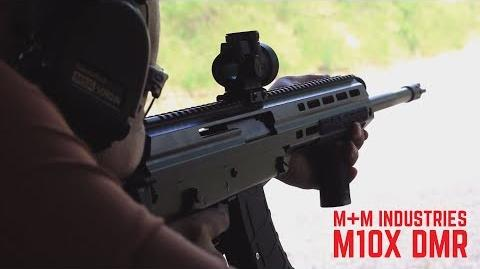 Shooting the M10x DMR - Firearms Outlet Canada