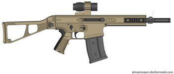 K-92 Law Enforcement Rifle Mk2