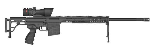 Kaizen Takedown rifle