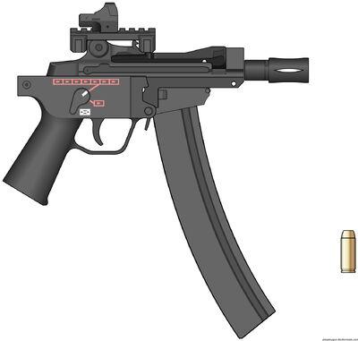 MP5-50Micro