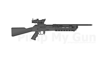 VK 125 Military Crossbow