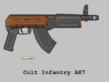 Colt Infantry AK-7