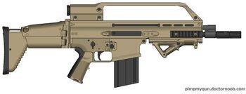 K-93 Federal Security Service Carbine