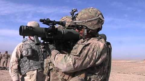 M3 CARL GUSTAV MAAWS (Multi-role Anti-armor Anti-tank Weapon System) PART 1