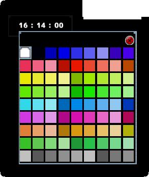 Clockcolors