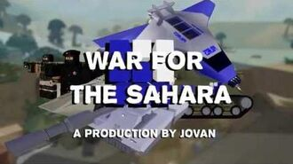 PBM Special War For The Sahara