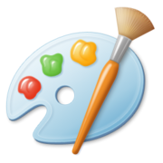 Paint Windows 7 icon