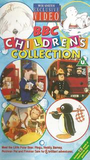 BBC Children's Collection (UK VHS 1994)