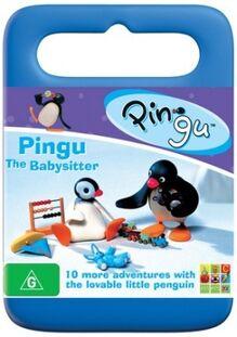 PinguBabysitterDVD