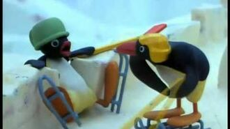 013 Pingu Plays Ice Hockey
