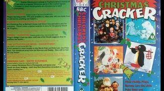 BBC Children's Christmas Cracker (1994 UK VHS)