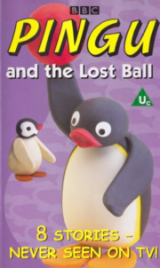 PinguandtheLostBallVHS