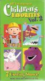 Children'sFavoritesVol.2VHS