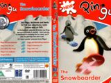 Pingu the Snowboarder (UK DVD)