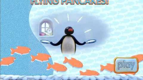 Pingu and Friends - Flying Pancakes! (1998)