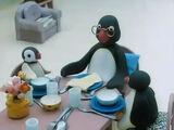 Pingu's Grandpa Comes to Stay