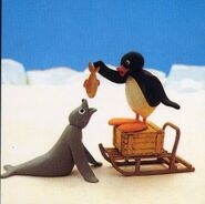 Pingu and robbey