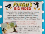 Pingu's Big Video (1994 VHS)