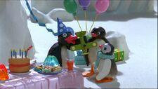 PinguandthePresent