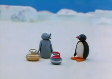 Pingu'sCurlingGame