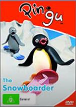 PinguTheSnowboarder