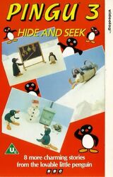 Hide and Seek (VHS)