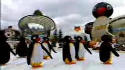 Pingu Music - Oh Pingu Pingu (1994)