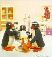 Pingu calender 10