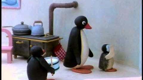 Pingu Gets a Bike