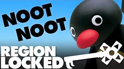 Japanese Exclusive Pingu Games? - Region Locked Feat. Dazz