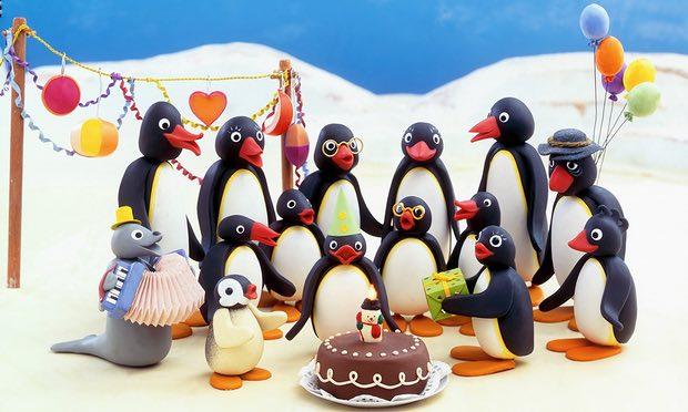 Pingu S Birthday Pingu Wiki Fandom Powered By Wikia